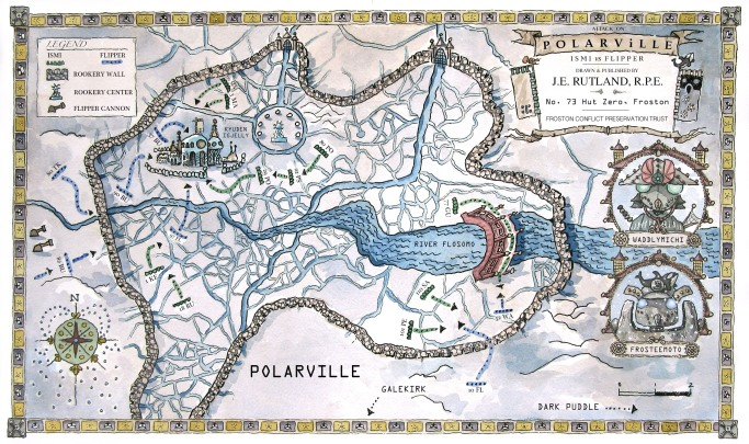 map polarville